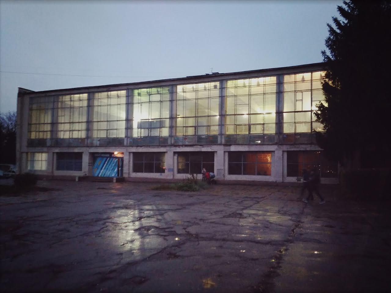 Жовтень 2017. Фото: Вадим Постригач