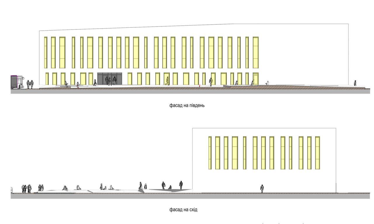 Фасади (варіант 2)